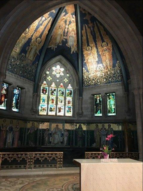 Sage Chapel.