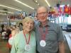 Ruth Bleyler & Neil Schilke.