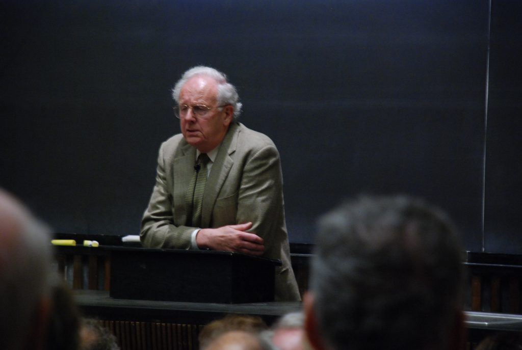 Prof Emeritus Walter LaFeber lecture