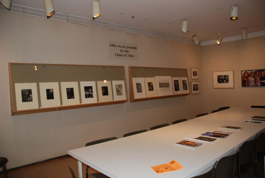 Class of 62 Photography Exhibit at Johnson Museum