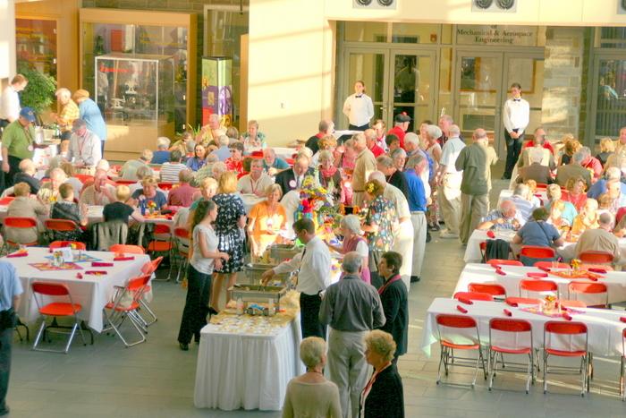 45th Reunion Buffet Dinner