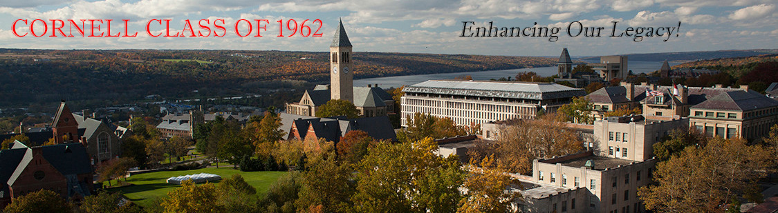 Cornell University Class of 1962