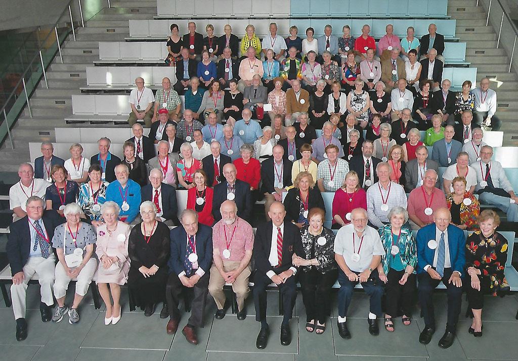 55th Reunion Class Photo