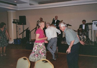The Blyers Dancing