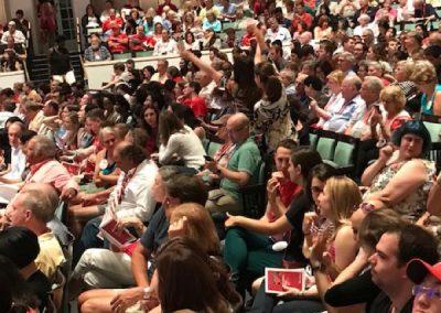 Cornelliana Night Audience