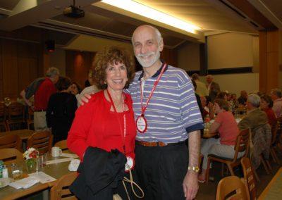 Rita and Kent Gershengorn
