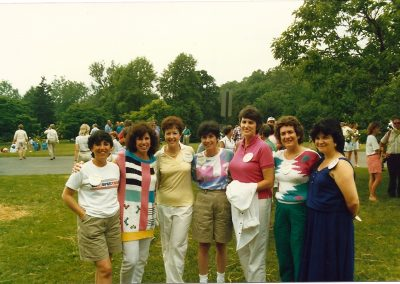 25th-Women's-group-1987